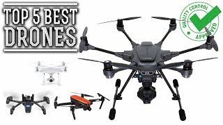 Best Drones in 2019 | Top 5 Best Drone Reviews