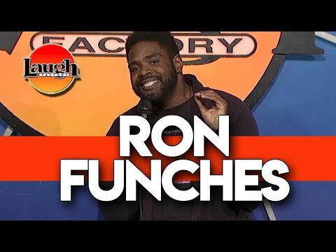 Ron Funches | I Hate Jobs | Laugh Factory Stand Up Comedy