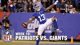 "Odell Beckham Says ""See Ya Later!"" & Scores 87-Yard TD 