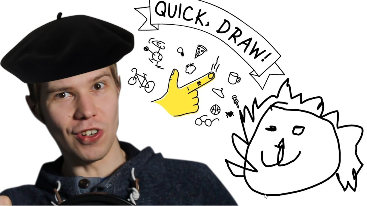 drawing game google Can I Beat Google Quick Draw The AI Drawing Game