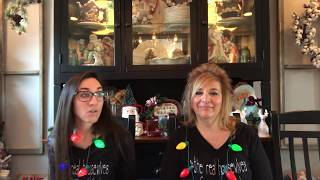 Download Video Flosstube #21:Priscilla & Chelsea-The Real Housewives of Cross Stitch MP3 3GP MP4