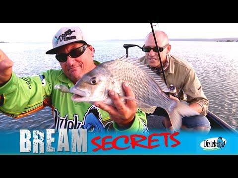 BREAM FISHING SECRETS With 3 Time AFC Champion Darren 'Dizzy' Borg | CoastfishTV Ep6