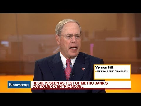 Metro Bank Chairman on Earnings, Consumer Business, Expansion Plans