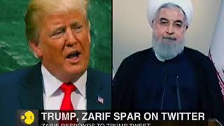 Iran slams Donald Trump over his 'genocidal tauts'