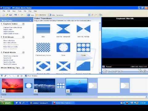 Windows xp remove movie maker