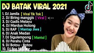 DJ Batak KEVIN STUDIO Full Album Nonstop Jamila Viral Tiktok Terbaru 2021