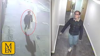 Serial rapist Reynhard Sinaga on the hunt: chilling CCTV