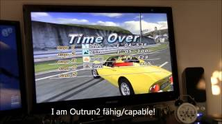 Outrun2 - I really can play this game (sorta) (HD) - Nov 12, 2011 09:50 AM