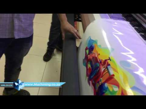 FastCOLOUR Large Format Printer How To Training Video for Usage, Maintenance and EPSON DX5 DX7 Print