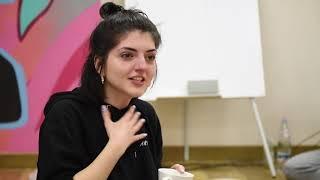 Нани Ева Тренинг - Песня На Русском (Милена Саркисян)