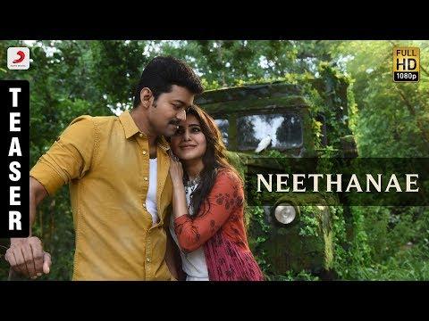 Mersal - Neethane Tamil Lyric Video | Vijay | A R Rahman | Atlee