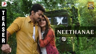 Mersal - Neethanae Song Teaser | Vijay, Samantha | A R Rahman | Atlee