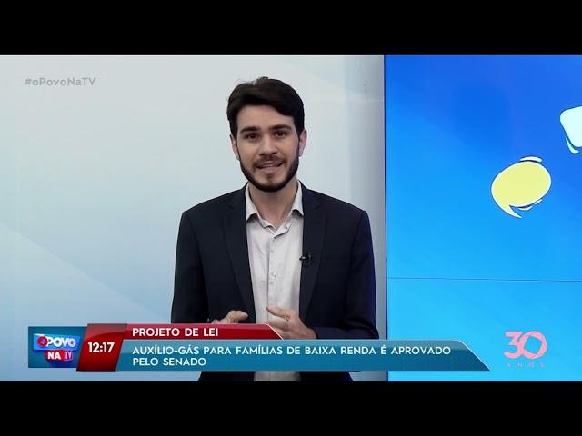Hora de Política - 20 10 2021 - O Povo na TV