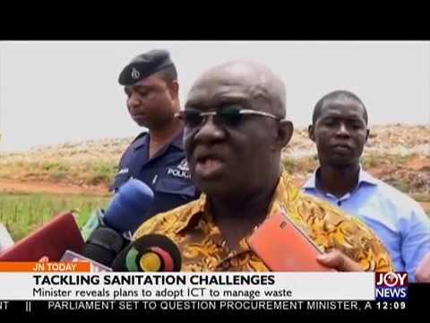 Tackling Sanitation Challenges - Joy News Today (13-3-18)