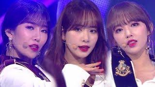 SBS Inkigayo 인기가요 EP948 20180311 WJSN(우주소녀) - Dreams Come T...