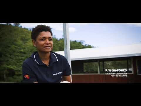 Papua new Guinea Australia Partnership for Education