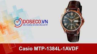 [Góc Review nhanh] #972: Casio MTP-1384L-1AVDF