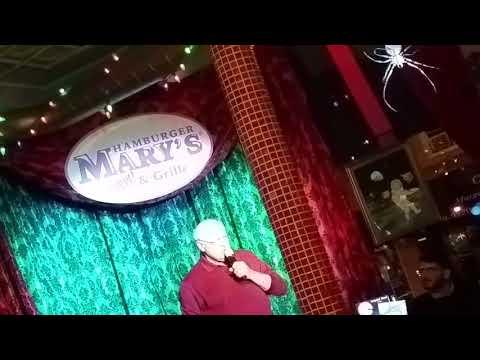 John Petlicki's standup comedy at Hamburger Mary's