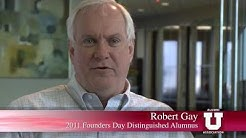 Robert Gay | Founders Day 2011 Distinguished Alumnus