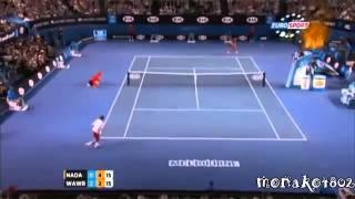 テニス全豪オープンテニス2014 男子決勝 ナダルvsワウリンカ (SD)