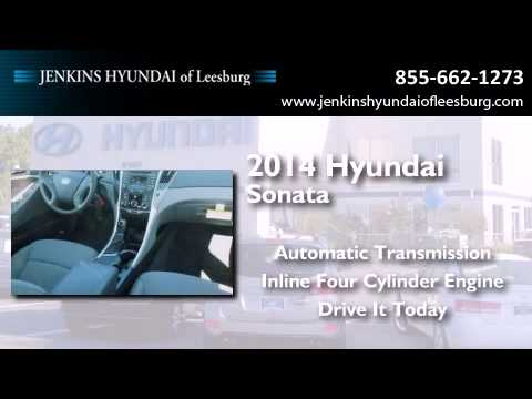 Jenkins Hyundai Of Leesburg   2014 Hyundai Sonata