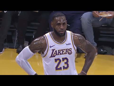 Dallas Mavericks Vs La Lakers 1st Qtr Highlights December 29 2019 Nba 2019 20
