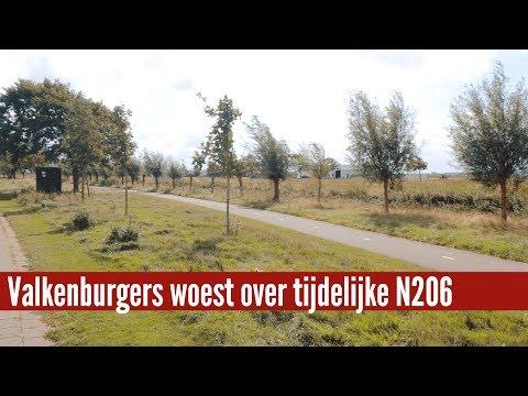 Valkenburgers woest over tijdelijke N206 voor hun huis