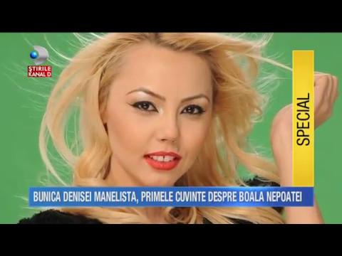 Stirile Kanal D (05.05.2017) - Bunica Denisei Manelista, primele cuvinte despre boala nepoatei!