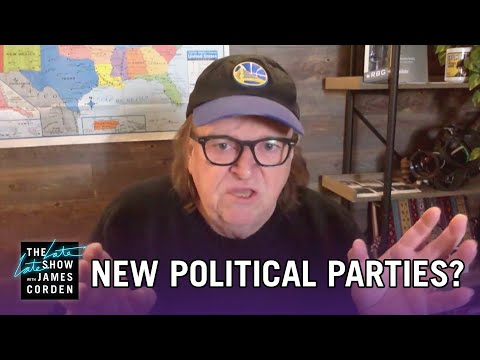 Michael Moore: It's Time for More Political Parties