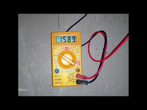 Is it dangerous to use direct solar panel power to 12 volt battery charging?????