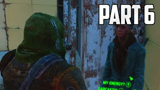 "Fallout 4 Walkthrough - Part 6 ""SCRAPPING EVERYTHING"" (Let"