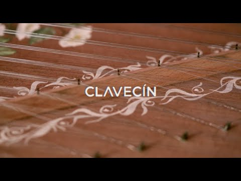 Resonancias, la armonía del sonido: Clavecín