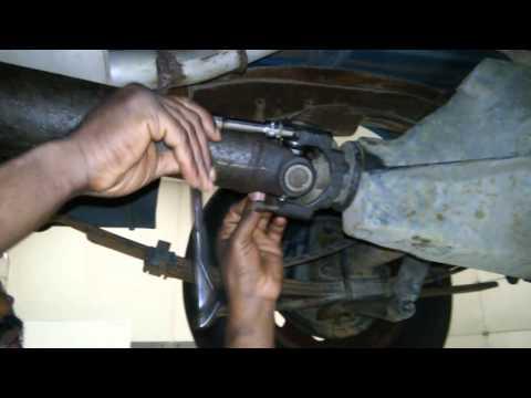 Remove drive shaft s10