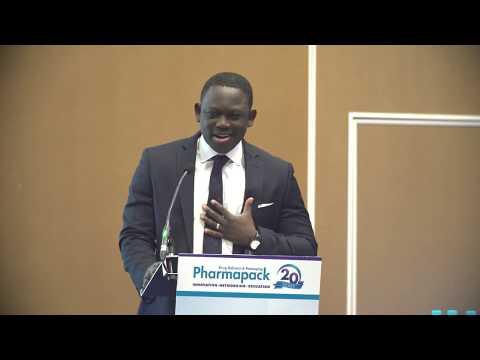 Pharmapack 2017 - Conference - Funso Olufade, Director, Generic Strategy, DAIICHI SANKYO EUROPE GmbH