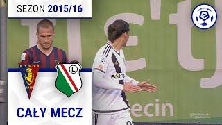 Pogoń Szczecin - Legia Warszawa [1. połowa] sezon 201516 kolejka 30