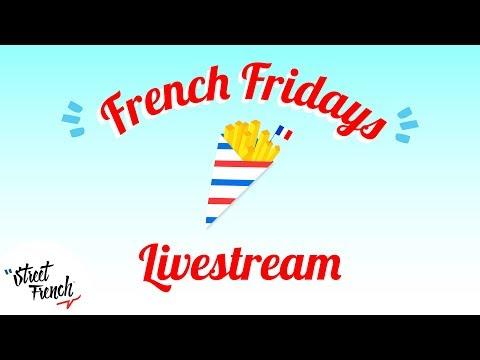 livestream - StreetFrench.org