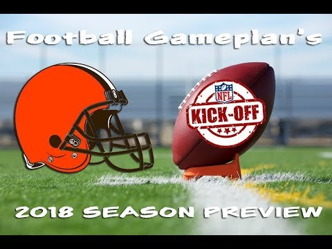 Football Gameplan's 2018 NFL Team Preview: Cleveland Browns