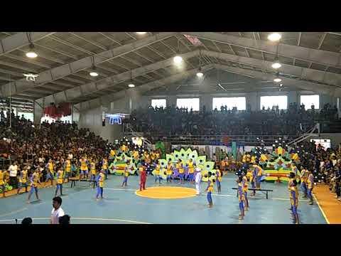 CABATUAN NATIONAL HIGH SCHOOL STREET DANCE SHOWDOWN 2017