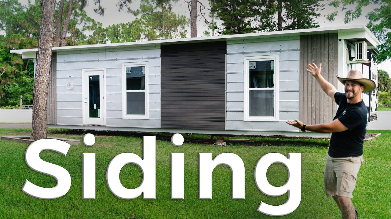 Download Shipping Container Home Exterior Siding for $1,500