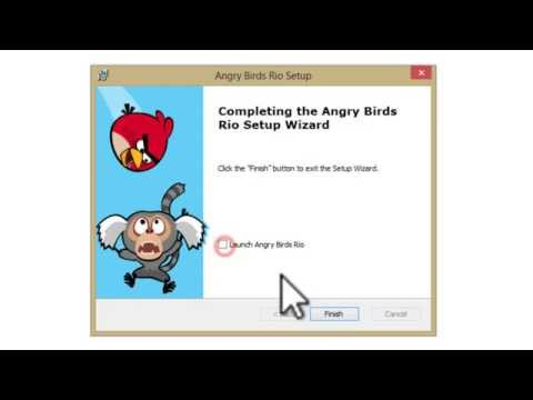 Download Angry Birds Rio Full version FREE