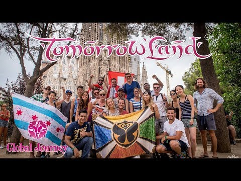 TOMORROWLAND GLOBAL JOURNEY DISCOVER EUROPE RECAP!!