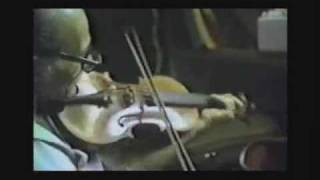 Ostad Mahmoud Zoufonoun - Violin Improvisation in Afshari - Part 2 of 2