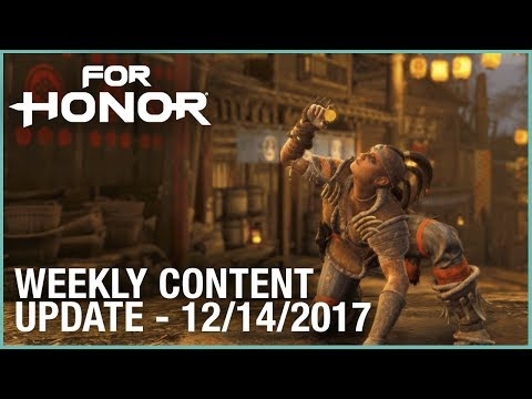 For Honor: Week 12/14/2017 | Weekly Content Update | Ubisoft [US]