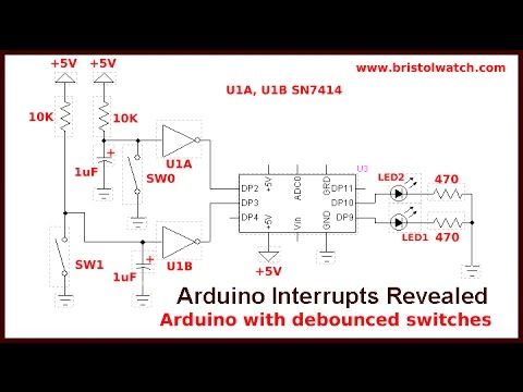Diseo Electrnico: Arduino 101: Timers and Interrupts