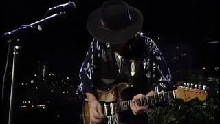 Couldn't Stand the Weather - Stevie Ray Vaughan and Double Trouble - Austin City Limits, 1989