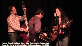 """Rita Hosking and Cousin Jack sing: """"Parting Glass"""""""