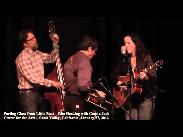 "Rita Hosking and Cousin Jack sing: ""Parting Glass"""