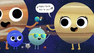Lileina Joy: EARTH YAY! Animated Storybook Preview (C) VOOKS