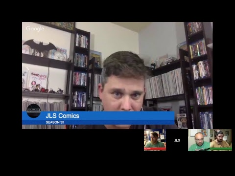 COMICONversation Season 3 Launch Party! Venom, Spawn, Batman + 2018's outlook