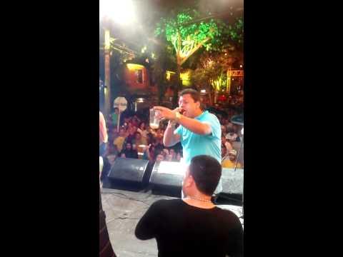 Video de Martín Elias y Rafael Santos en Itagüí en Vivo homenaje a Diomedes
